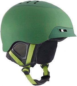 ANON Nelson - Snowboard Helm für Herren - Grün - S