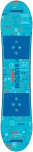 Burton After School Special 100cm - Snowboard Set für Jungs - Blau - OneSize