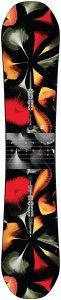 Burton Deja Vu Flying V 141cm - Snowboard für Damen - Mehrfarbig - OneSize