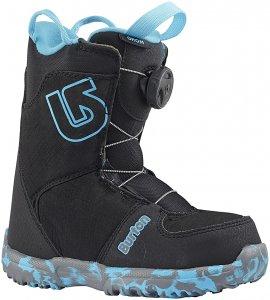 Burton Grom Boa - Snowboard Boots für Mädchen - Schwarz - 29