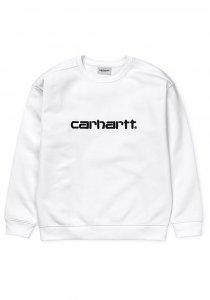 Carhartt WIP Carhartt - Sweatshirt für Damen - Weiß - L