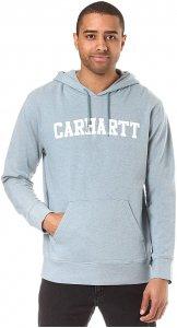 Carhartt WIP College - Kapuzenpullover für Herren - Blau - S