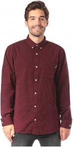 Carhartt WIP Dalton L/S - Hemd für Herren - Rot - XL