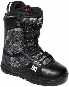 DC Karma - Snowboard Boots für Damen - Schwarz - 38,5