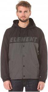 Element Hooded Coach - Jacke für Herren - Schwarz - S