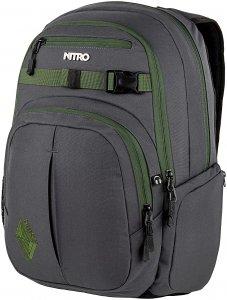 NITRO Chase 35L Rucksack - Grau - OneSize