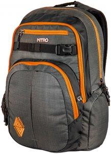 NITRO Chase 35L Rucksack - Mehrfarbig - OneSize