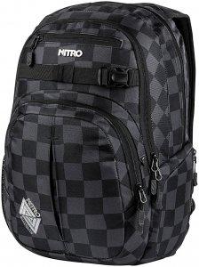 NITRO Chase 35L Rucksack - Schwarz - OneSize
