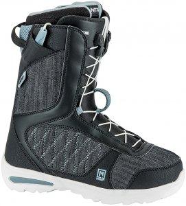 NITRO Flora TLS - Snowboard Boots für Damen - Schwarz - 38 2/3