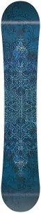 NITRO Mystique 152cm - Snowboard für Damen - Blau - OneSize