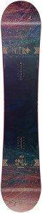 NITRO Spell 145cm - Snowboard für Damen - Mehrfarbig - OneSize