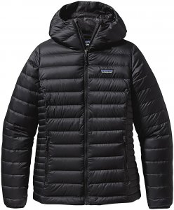 Patagonia Down - Funktionsjacke für Damen - Schwarz - XL
