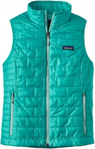 Patagonia Nano Puff - Outdoorweste für Damen - Blau - XL