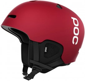 POC Auric Cut Snowboard Helm - Rot - XL-XXL