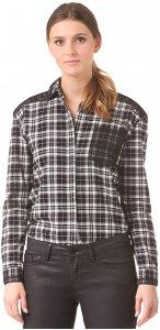 Rich & Royal Queens L/S - Hemd für Damen - Schwarz - XS