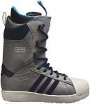 Adidas Snowboarding The Superstar - Snowboard Boots für Herren - Grau - 46,5