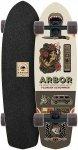 "ARBOR Pocket Rocket GT 27"" Longboard - Grün - OneSize"