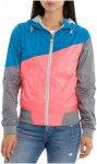 BENCH Core Colourblock - Jacke für Damen - Blau - M