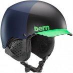 bern Baker - Snowboard Helm für Herren - Blau - Größe M