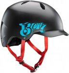 bern Bandito Skate Helm - Schwarz - Größe M/L