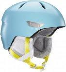 bern Bristow Zipmold Boa - Snowboard Helm für Damen - Blau - XS/S