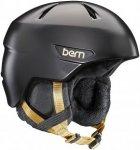bern Bristow Zipmold - Snowboard Helm für Damen - Schwarz - L