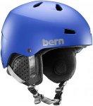 bern Macon - Snowboard Helm für Herren - Blau - M