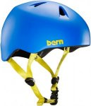 bern Ollie Zipmold Skate Helm - Blau - S