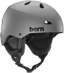 bern Team Macon - Snowboard Helm für Herren - Grau - XXL