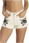 BILLABONG Just Me Emroidery - Shorts für Damen - Beige - 32/XX