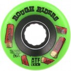 BONES Rough Riders Shotgun 80A 56mm Skate Rollen - Grün - OneSize
