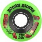 BONES Rough Riders Shotgun 80A 59mm Skate Rollen - Grün - OneSize