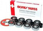 BONES Swiss 7 Balls Kugellager - Silber - OneSize