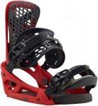 Burton Genesis Est - Snowboard Bindung für Herren - Rot - Größe S