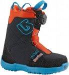 Burton Grom Boa Snowboard Boots - Mehrfarbig - 33