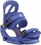 Burton Scribe EST - Snowboard Bindung für Damen - Lila - Größe L
