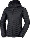 Columbia Powder Lite Hood - Outdoorjacke für Damen - Schwarz - L