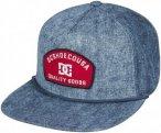DC Denimo - Snapback Cap für Herren - Blau - OneSize