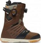 DC Judge Boa - Snowboard Boots für Herren - Braun - Größe 43