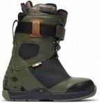 DC Tucknee - Snowboard Boots für Herren - Grün - Größe 43