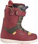 DEELUXE Ray Lara CF - Snowboard Boots für Damen - Rot - 38,5