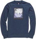 Element Flow Crew - Sweatshirt für Jungs - Blau - 140