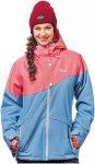 Horsefeathers Ie - Snowboardjacke für Damen - Blau - XL
