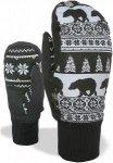 Level Bliss Coral Mitt - Snowboard Handschuhe für Damen - Schwarz - Größe S
