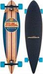 "MILLER Classic With Seismic Wheels 40"" Longboard - Beige - OneSize"