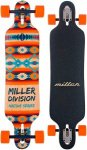 "MILLER Native 38"" Longboard - Mehrfarbig - OneSize"