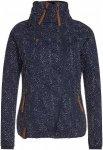 NAKETANO Ej Du Geile Schnalle - Jacke für Damen - Blau - Größe S