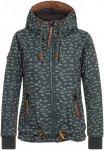 NAKETANO Gleitgelzeit - Jacke für Damen - Blau - Größe S