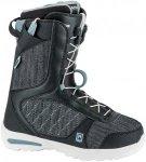 NITRO Flora TLS - Snowboard Boots für Damen - Schwarz - 37 1/3
