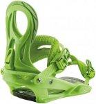 NITRO Lynx - Snowboard Bindung für Damen - Grün - S